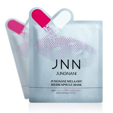 JNN Маска тканевая для яркости кожи