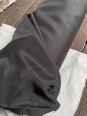 Подкладочная ткань, 60 цвет, черный