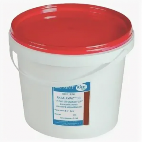 Аква-Аурат 30 (коагулянт 2 кг/ведро)
