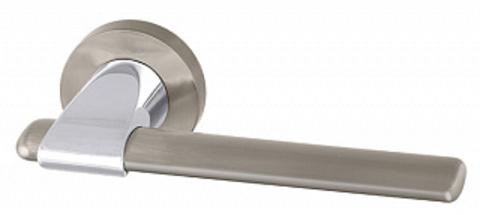 AJAX URB1 SNCPSN-12 Матовый никель/Хром