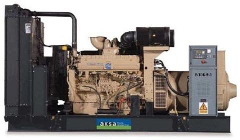Дизельный генератор Aksa AC-1650