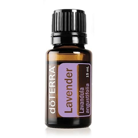 Лаванда (Lavandula angustifolia), эфирное масло, 15 мл / LAVENDER ESSENTIAL OIL
