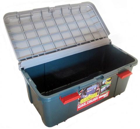 Экспедиционный ящик IRIS RV Box Car Trunk 85, в открытом виде.