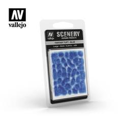 SCENERY: FANTASY TUFT - BLUE 6mm