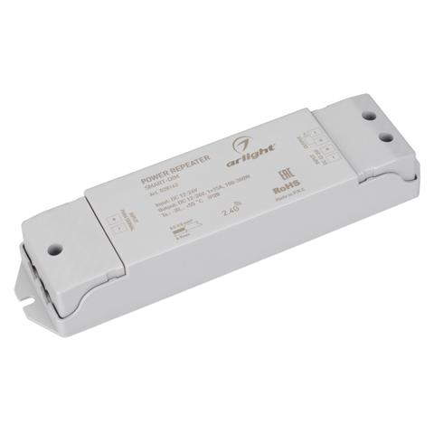 Усилитель SMART-DIM (12-24V, 1x15A) (ARL, IP20 Пластик, 5 лет)
