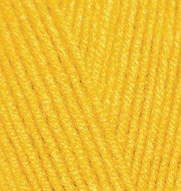 Пряжа Alize Lanagold 216 желток