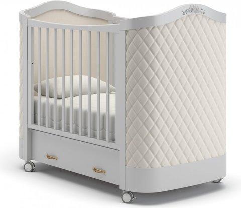 кроватка гандылян белая ночь