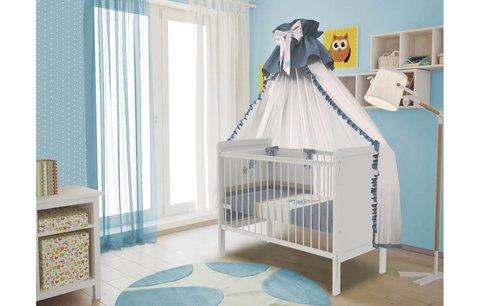 Кроватка детская Polini kids Simple 220, белый