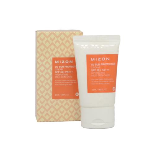 Mizon Солнцезащитный матирующий крем для лица UV Sun Protector Cream SPF 50+ PA+++ 50 мл