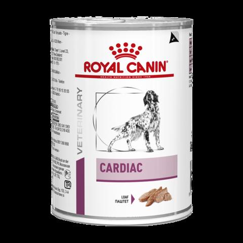 Royal Canin Cardiac Консервы для собак при сердечной недостаточности