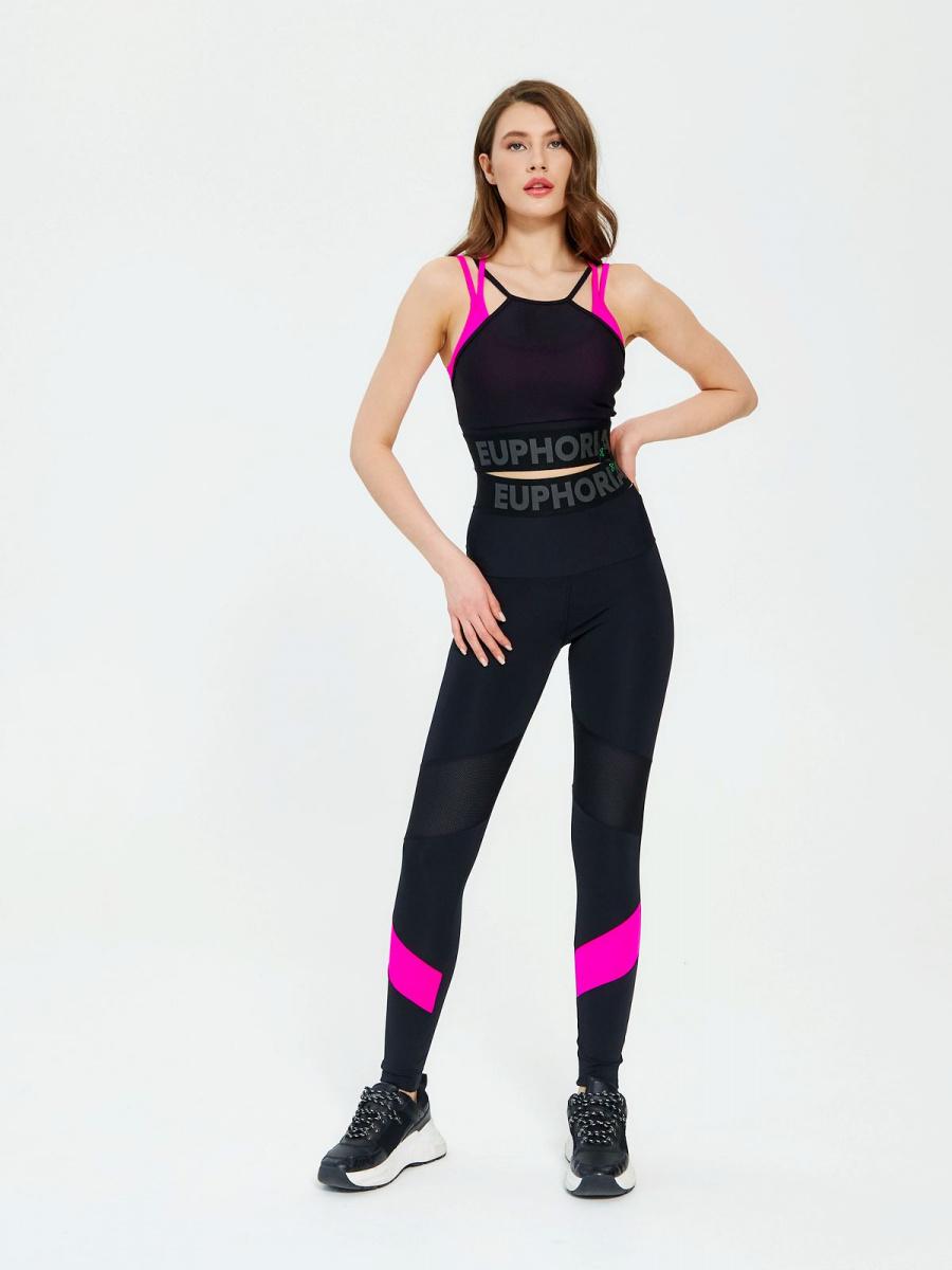 Лосины ComeOn Pink Fluo