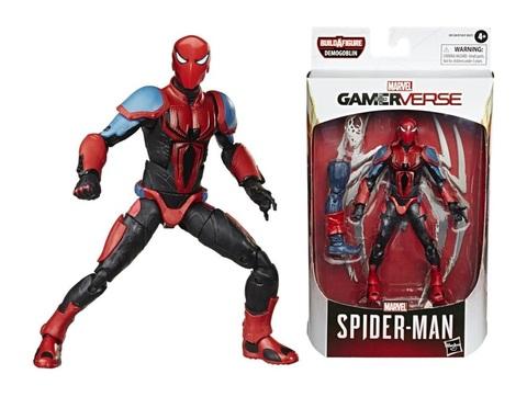 Velocity Suit Spider-Man - Скоростной Человек - паук