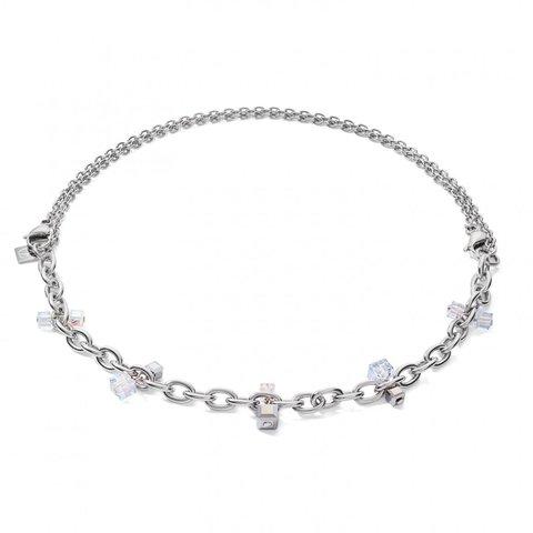 Колье Crystal-Silver 5063/10-1817