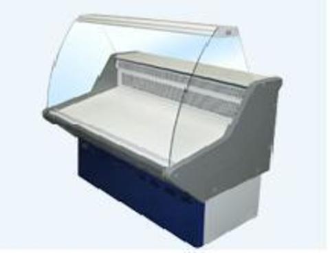Витрина холодильная Нова ВХС-1,0       ( 0..... +7 )