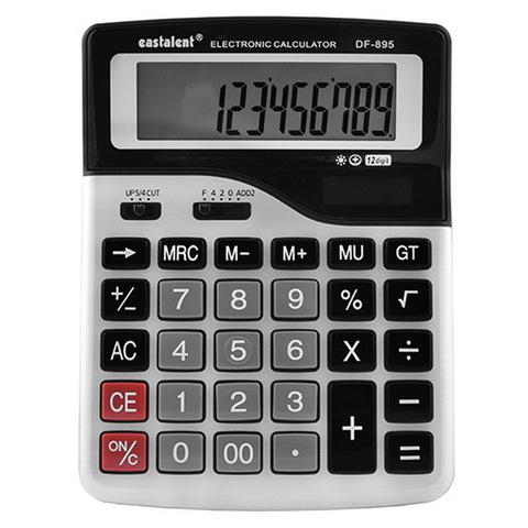 Калькулятор № 895-12, солнечная батарея