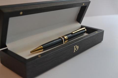 Ручка из мореного дуба №27