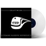 Kraftwerk / Trans-Europe Express (English Version)(Limited Edition)(Clear Vinyl)(LP)