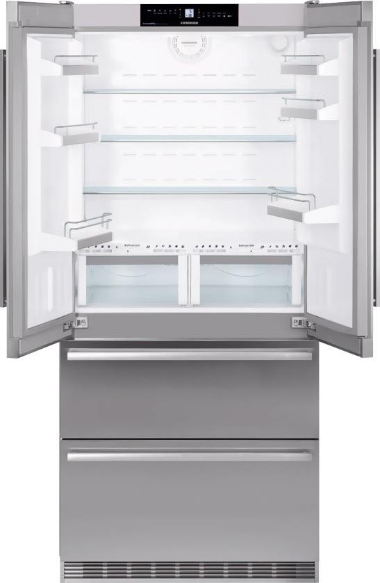 Холодильник side-by-side Liebherr CBNes 6256