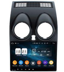 Штатная магнитола для Nissan Qashqai 2006-2014 Android 9.0 4/64GB IPS DSP модель KD-9606 PX5