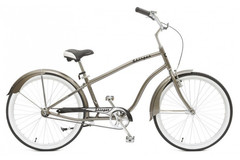 велосипед дорожный круизер Stinger Cruiser L 16.5 зеленый