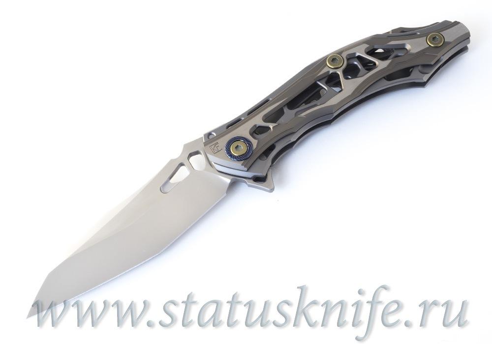 Сет ножей CKF Evolution 2.0 Dark Ti и Decepticon 5 Tano - фотография