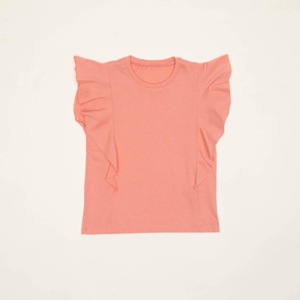 Детская женская футболка E21K-74M101