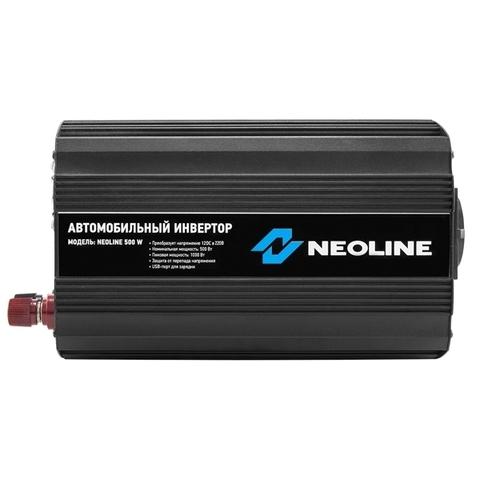 Преобразователь тока (инвертор) Neoline 500W