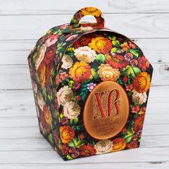 Коробка складная «Счастливой Пасхи», 14х14х21 см