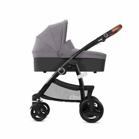 Детская коляска 2 в 1 CBX by Cybex Leotie Lux Comfy Grey