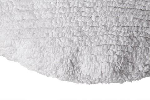 Подушка Lorena Canals Big Dot White (Ø50 см)