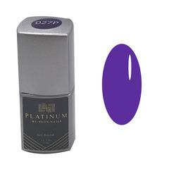 Фиолетовый цвет гель-лака PLATINUM