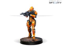 Zúyǒng (вооружен Combi Rifle)