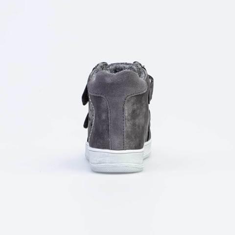 Ботинки серый котик, Котофей (ТРК ГагаринПарк)