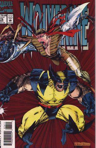 Wolverine #76