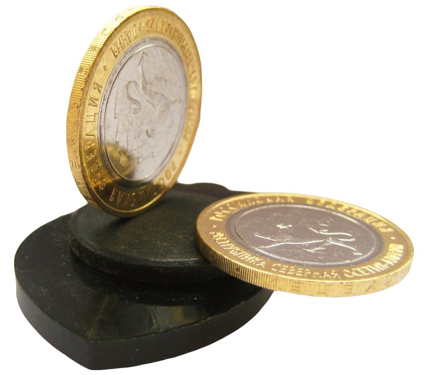 RRR 10 рублей Магнитная Алания 2013 год