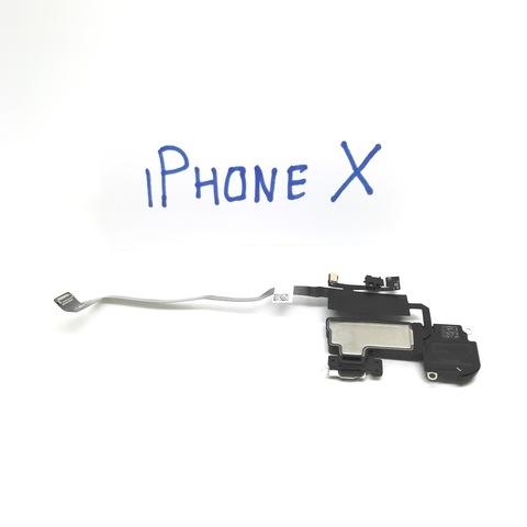 Верхний шлейф с микрофоном, датчиками света и динамиком для iPhone XS/iPhone XS Max