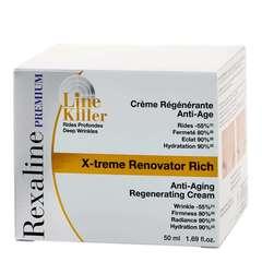 Rexaline Антивозрастной восстанавливающий крем для очень сухой и ослабленной кожи PREMIUM LINE-KILLER X-Treme Renovator Rich Cream