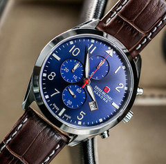 Часы мужские Swiss Military Hanowa 06-4316.04.003 Helvetus chrono