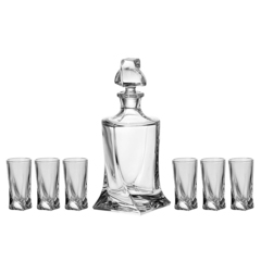 Набор для водки и ликера из 7 предметов «Quadro», фото 7