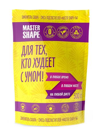 Заменитель сахара Master Shape №1, пакет 500 г