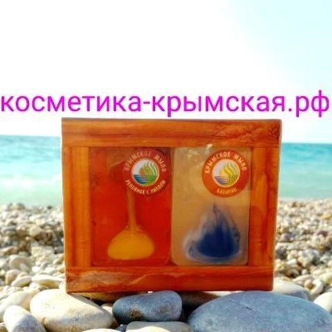 Мыло «Репейное с хмелем+ Базилик»™Фитон-Крым
