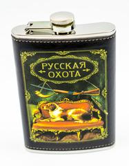 Фляжка Русская охота, фото 1