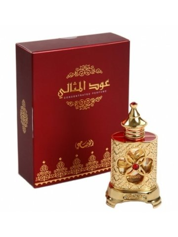 ПРОБНИК 1мл от OUDH ALMETHALI / Уд Аль Метали 15мл