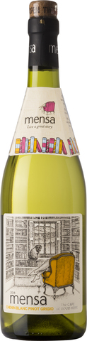 Mensa Chenin - Blanc Pinot Grigio Western Cape