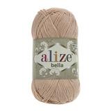 Пряжа Alize Bella 417 светлый персик