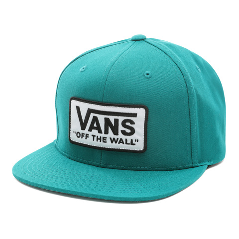 Кепка VANS MN WHITFORD SNAPBACK QUETZAL