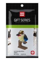 Конструктор Wisehawk Кукабарра 103 детали NO. B30 Kookaburra Gift Series