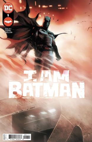 I Am Batman #1 Cover A