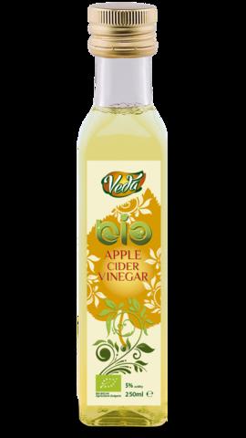Уксус органический  яблочный 5 %
