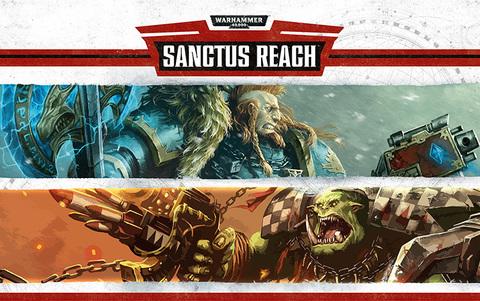 Warhammer 40,000: Sanctus Reach (для ПК, цифровой ключ)